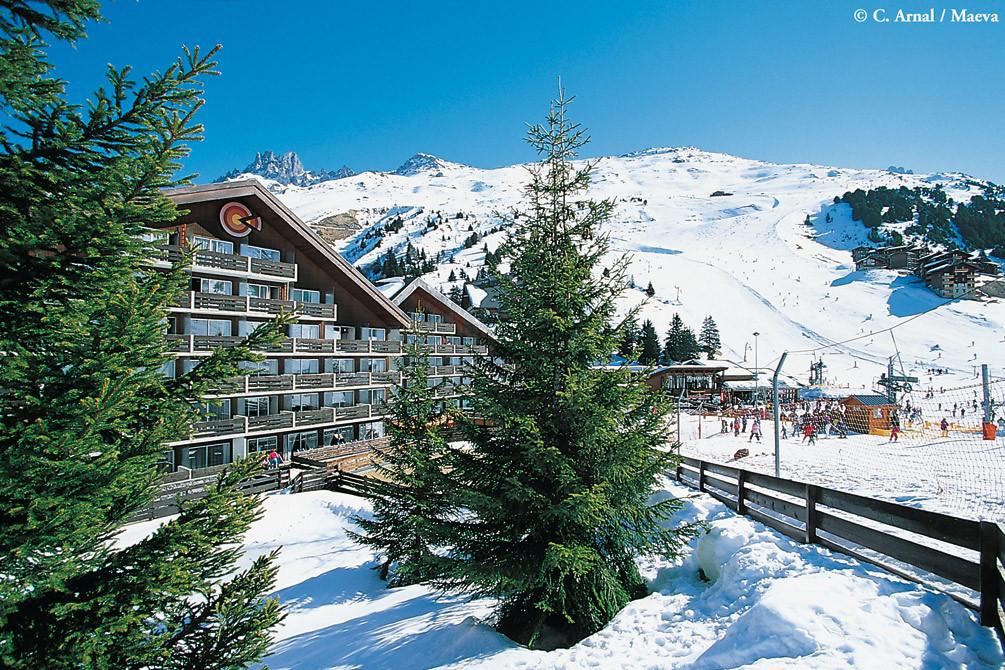 village vacances neige meribel