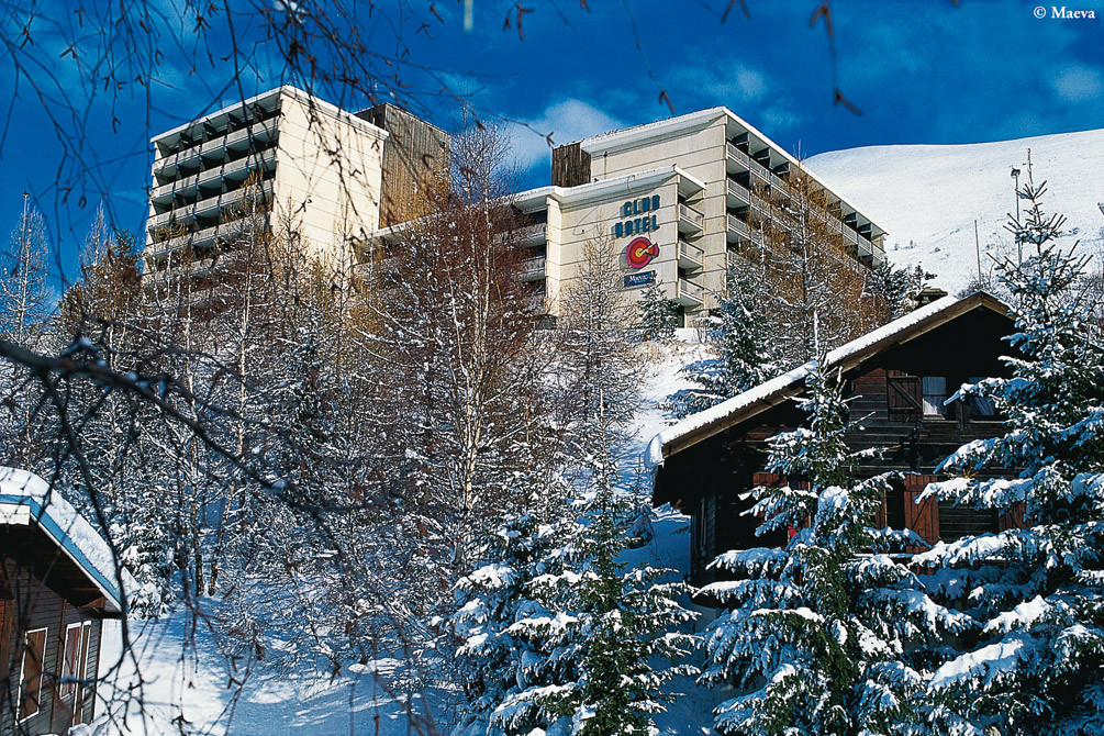 village vacances neige les 2 alpes