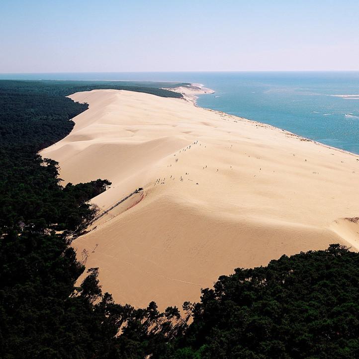 vacances location lacanau dune du pyla