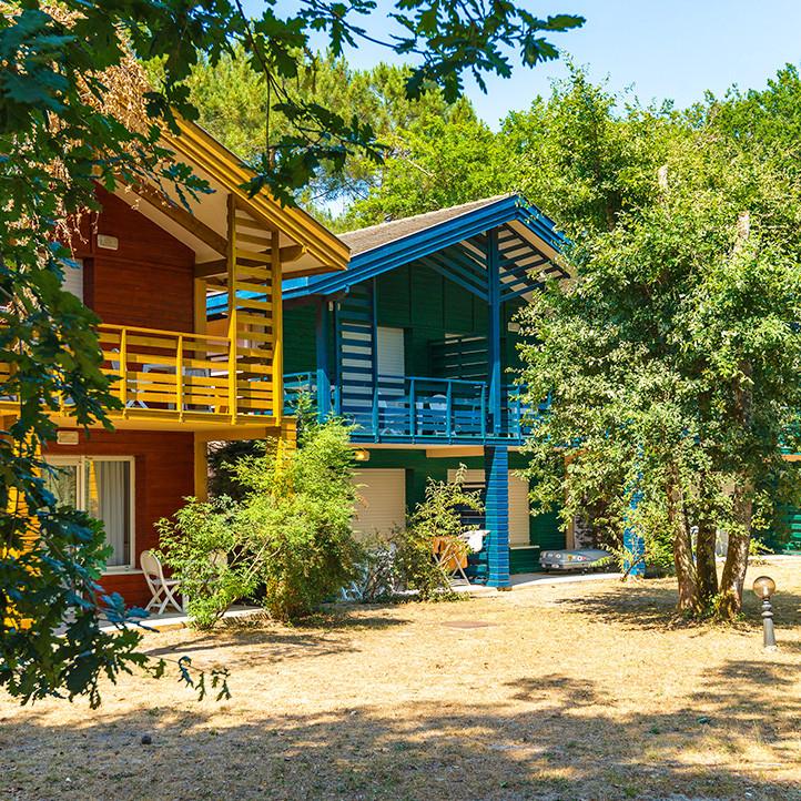 village vacances location foret ocean lacanau
