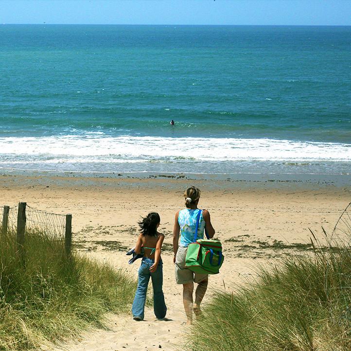 vacances ocean plage lacanau residence